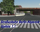 Berlin-Köpenick update V 1.1